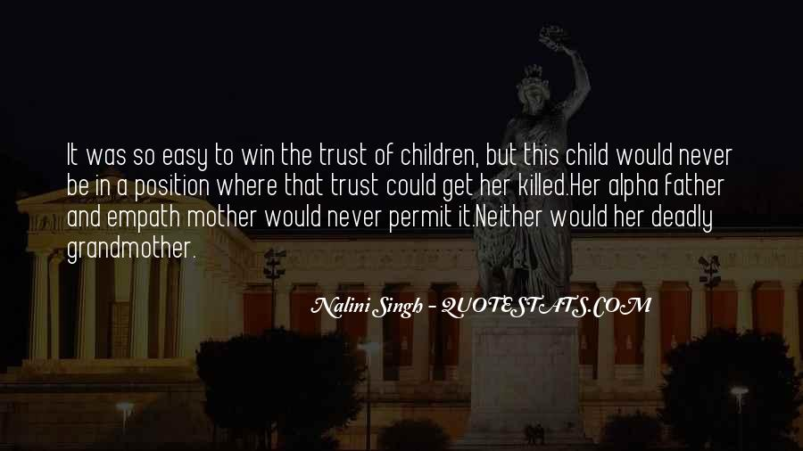 Quotes About Mother And Her Child #459742