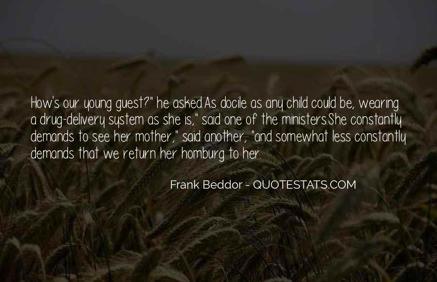 Quotes About Mother And Her Child #504760