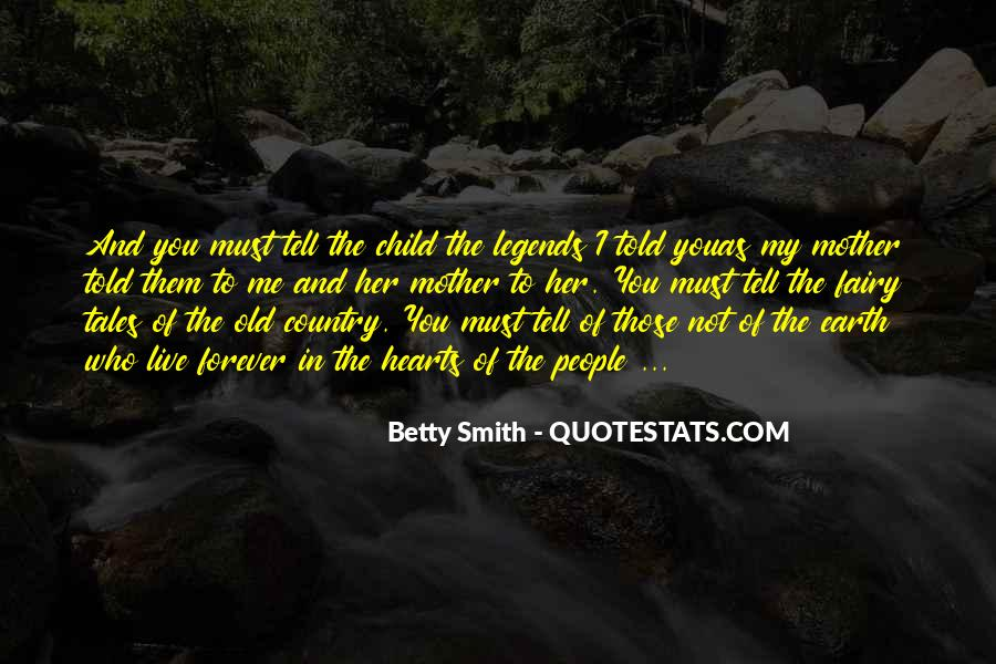 Quotes About Mother And Her Child #66187