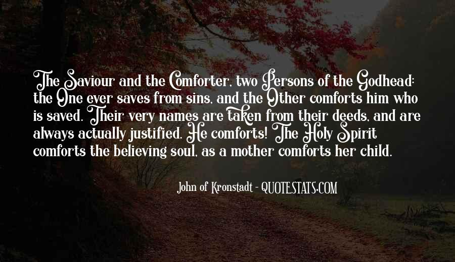 Quotes About Mother And Her Child #673116