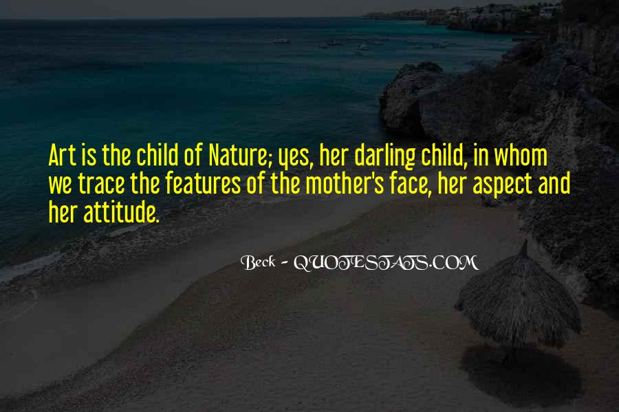 Quotes About Mother And Her Child #773769
