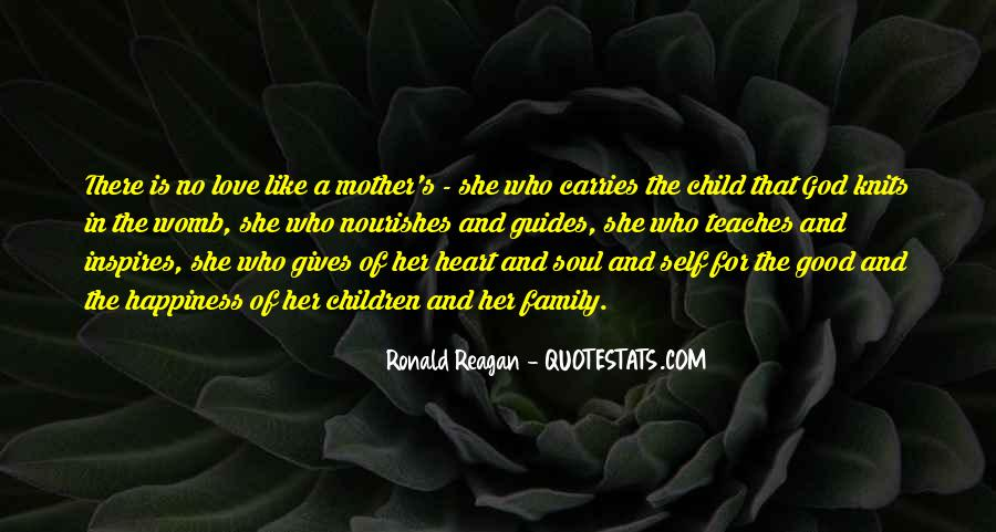 Quotes About Mother And Her Child #800743