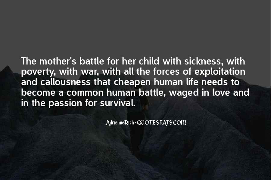 Quotes About Mother And Her Child #835254