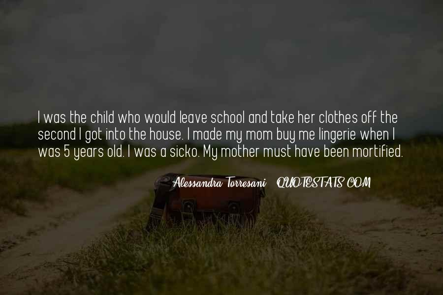 Quotes About Mother And Her Child #954954