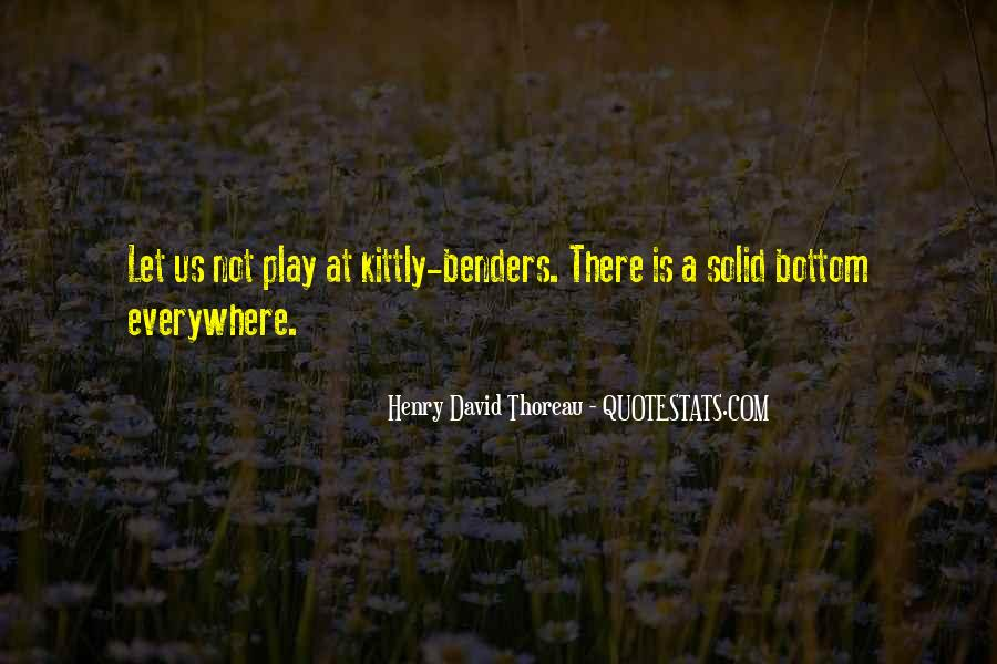Quotes About Benders #615168