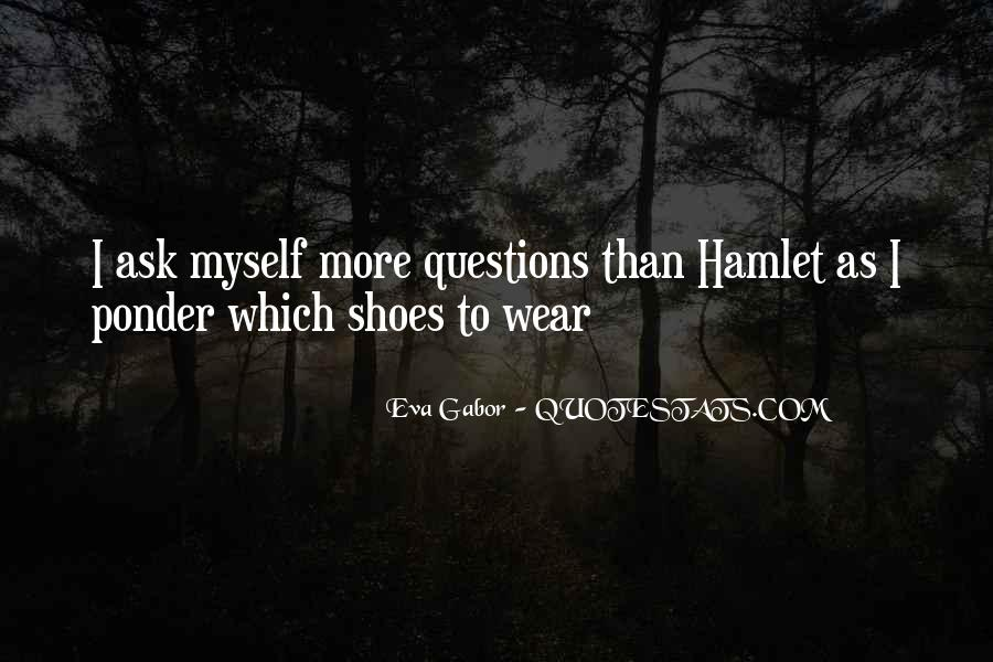 Quotes About Shoes #13577