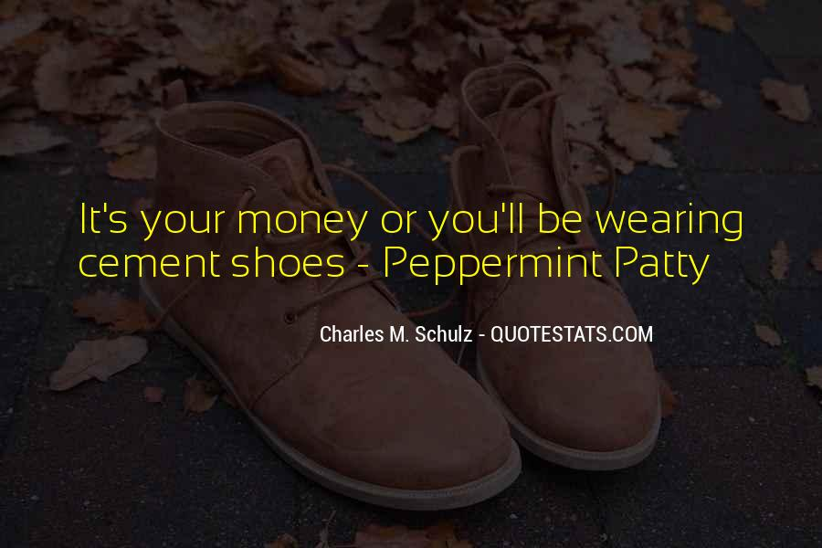 Quotes About Shoes #13638