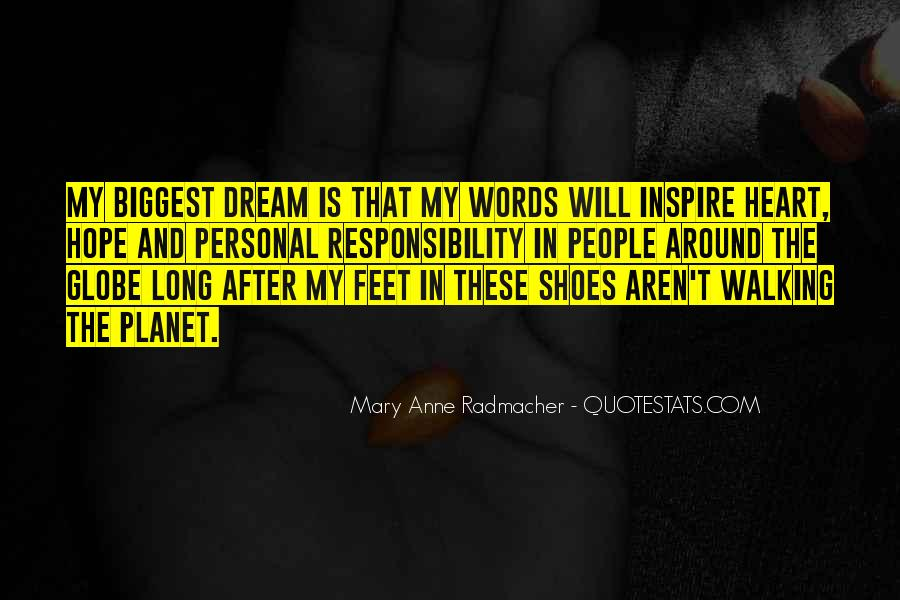 Quotes About Shoes #18986
