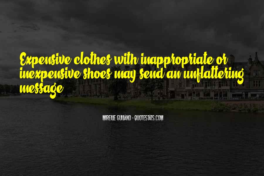 Quotes About Shoes #25618