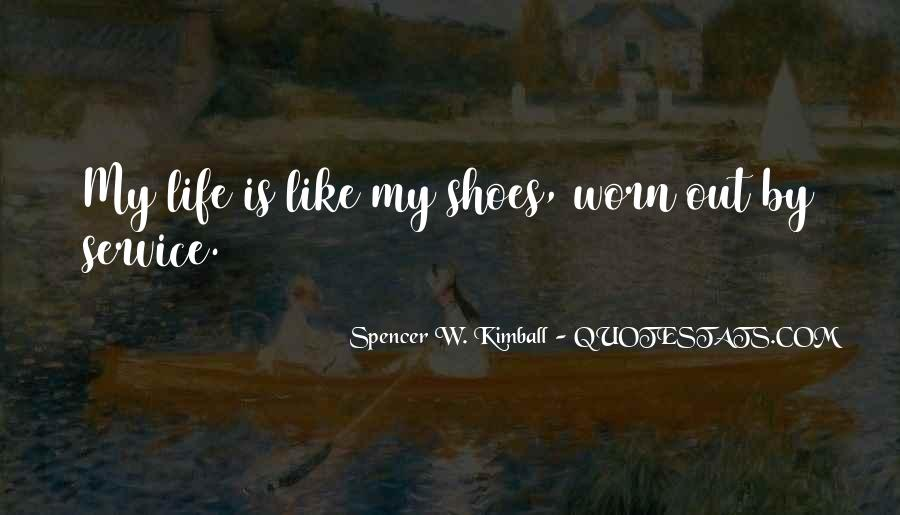 Quotes About Shoes #26631