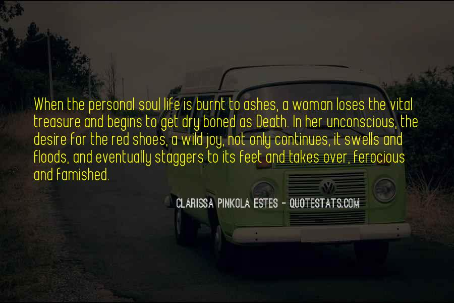 Quotes About Shoes #29358
