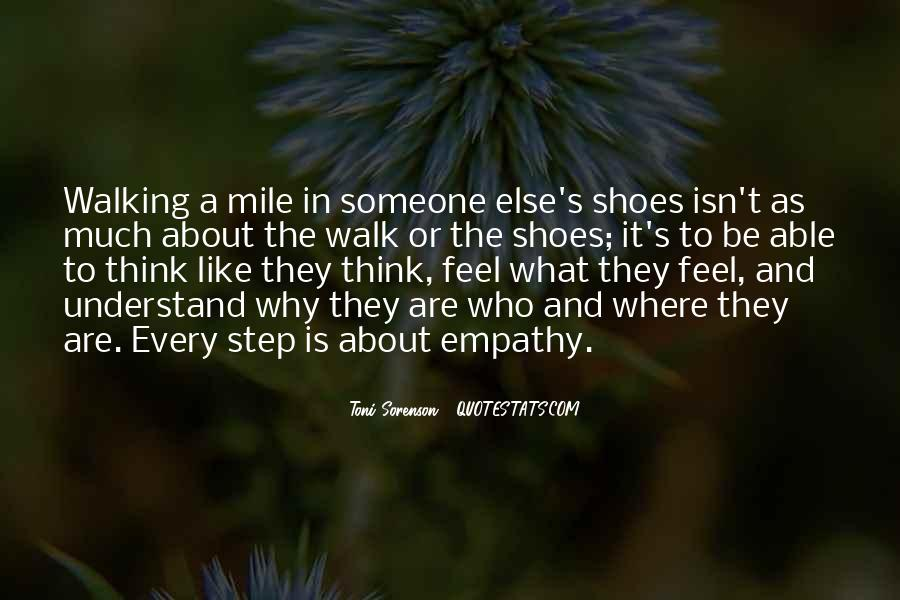 Quotes About Shoes #29949