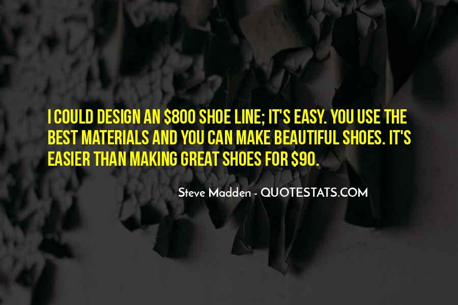 Quotes About Shoes #31372