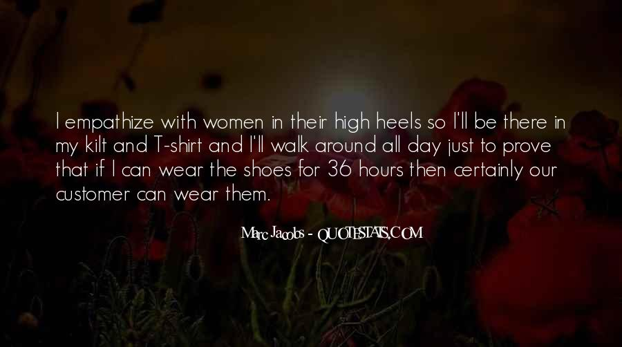 Quotes About Shoes #32385
