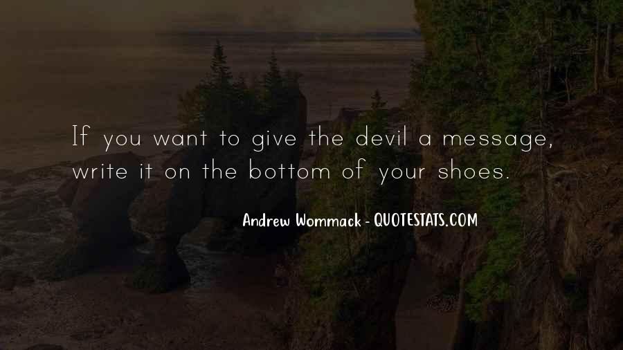 Quotes About Shoes #3951
