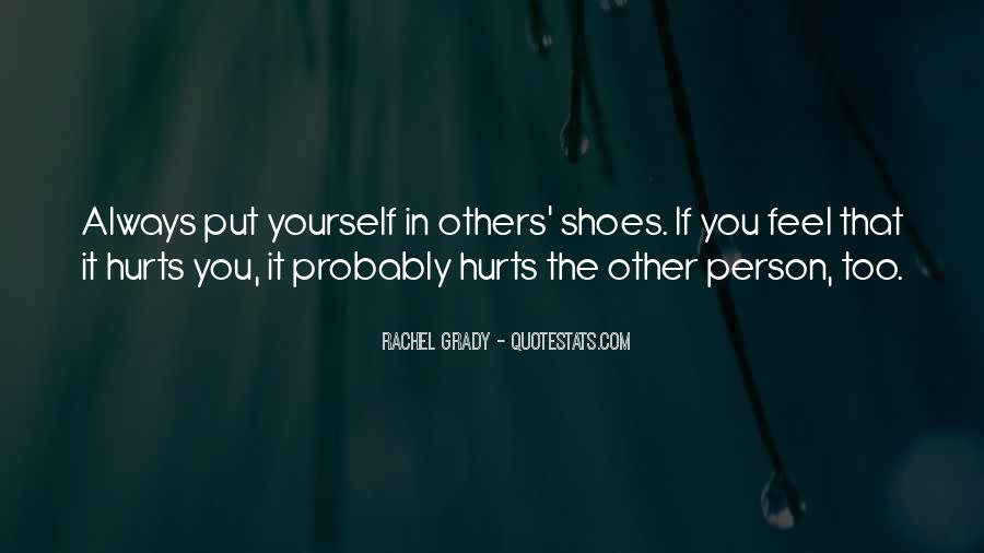 Quotes About Shoes #4165