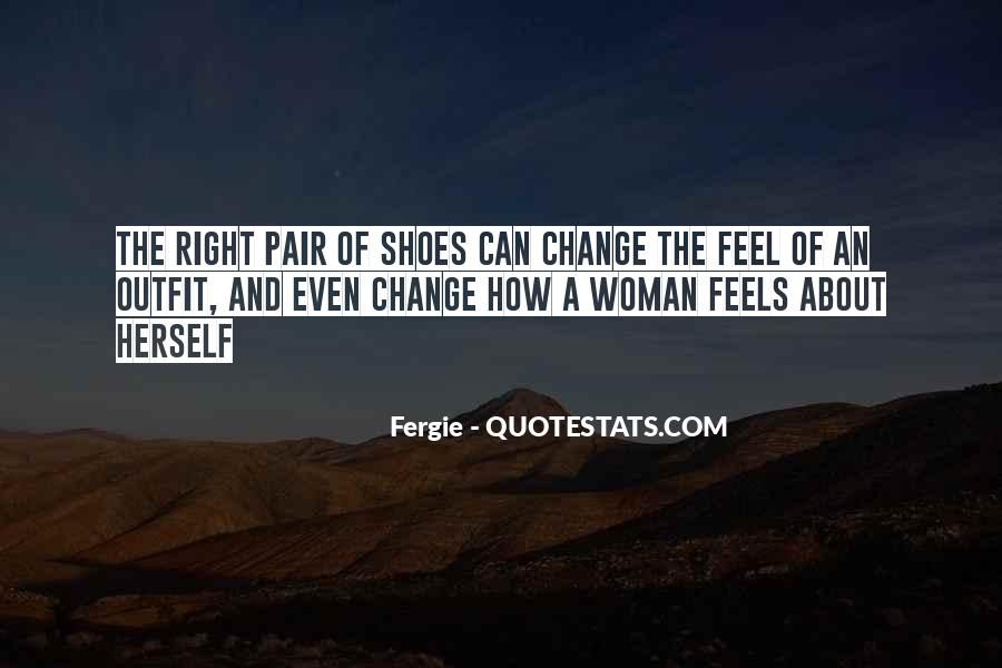 Quotes About Shoes #49515