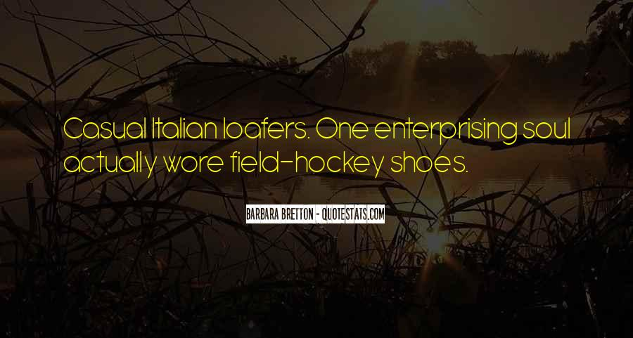 Quotes About Shoes #6926