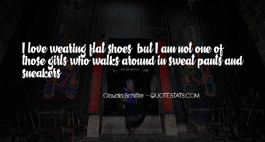 Quotes About Shoes #76893