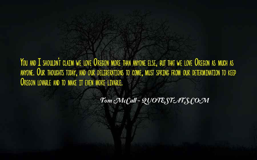 Quotes About I Shouldn't Love You #1052013