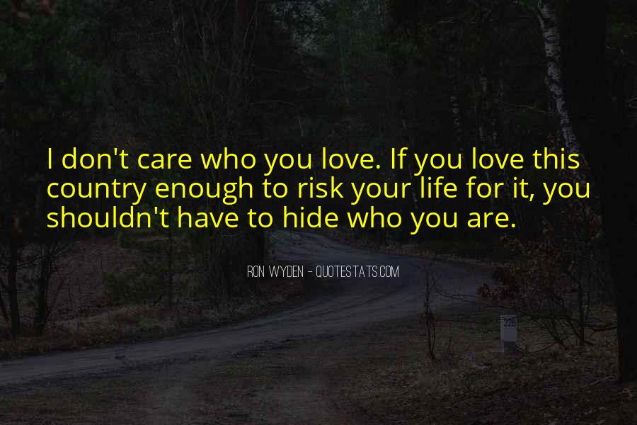 Quotes About I Shouldn't Love You #1340703