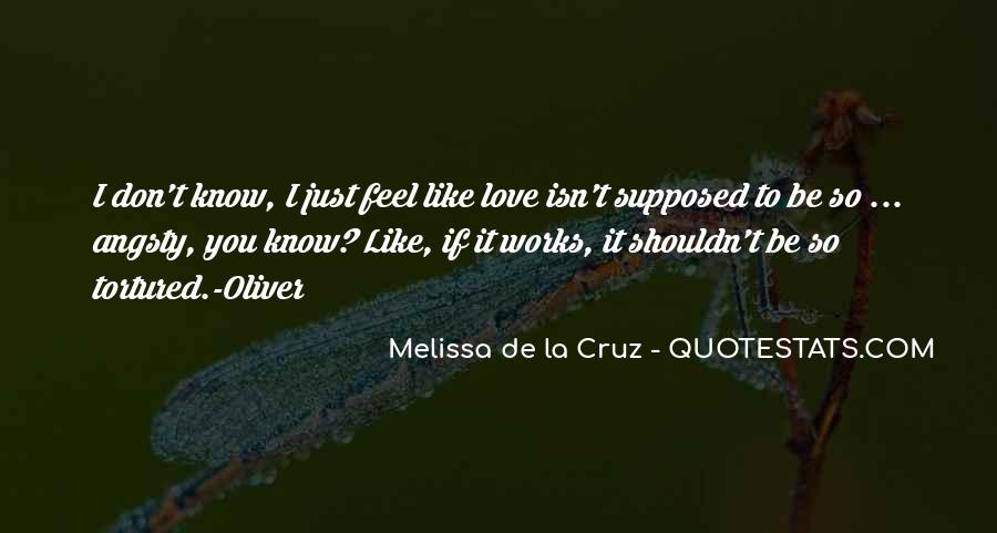 Quotes About I Shouldn't Love You #1661950