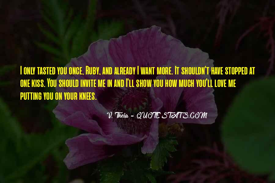 Quotes About I Shouldn't Love You #809451