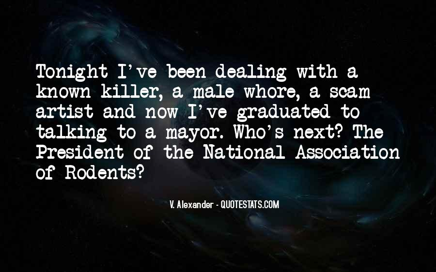 Quotes About Mystery And Suspense #1124825