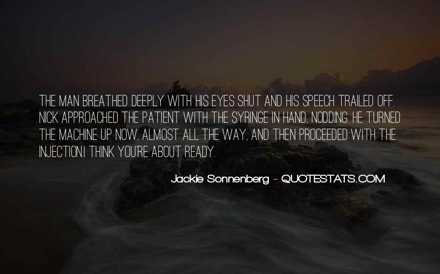 Quotes About Mystery And Suspense #1248447