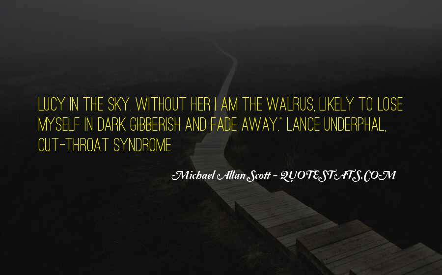 Quotes About Mystery And Suspense #1371596