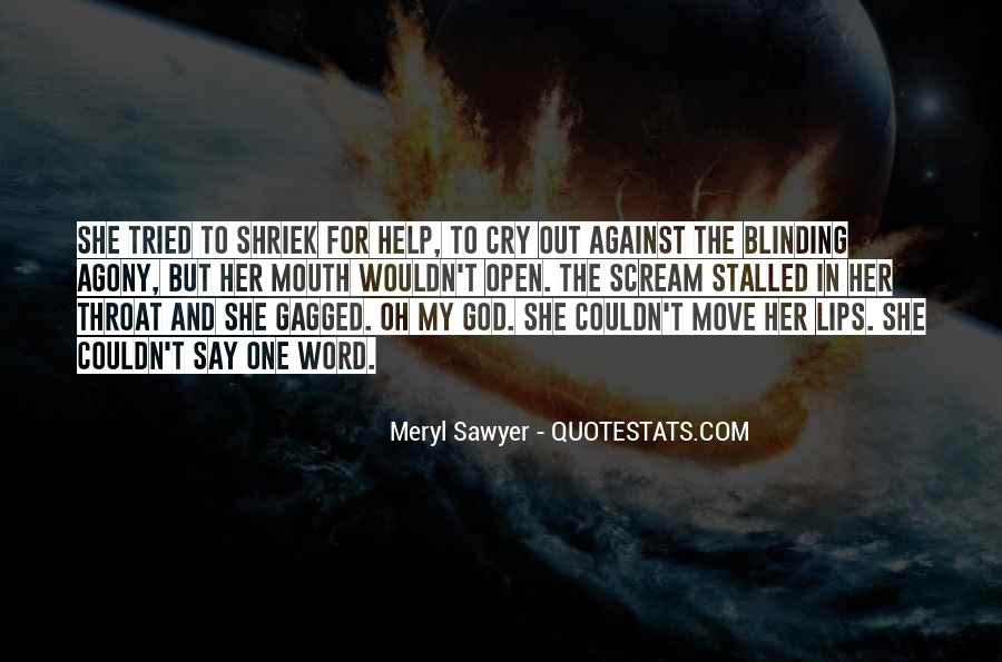 Quotes About Mystery And Suspense #821125