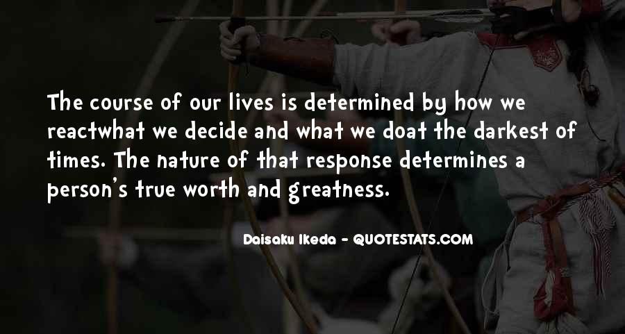 Quotes About The Greatness Of Nature #1073112