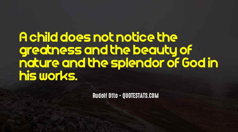 Quotes About The Greatness Of Nature #1566691