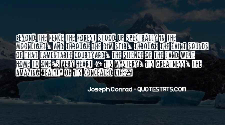Quotes About The Greatness Of Nature #414556