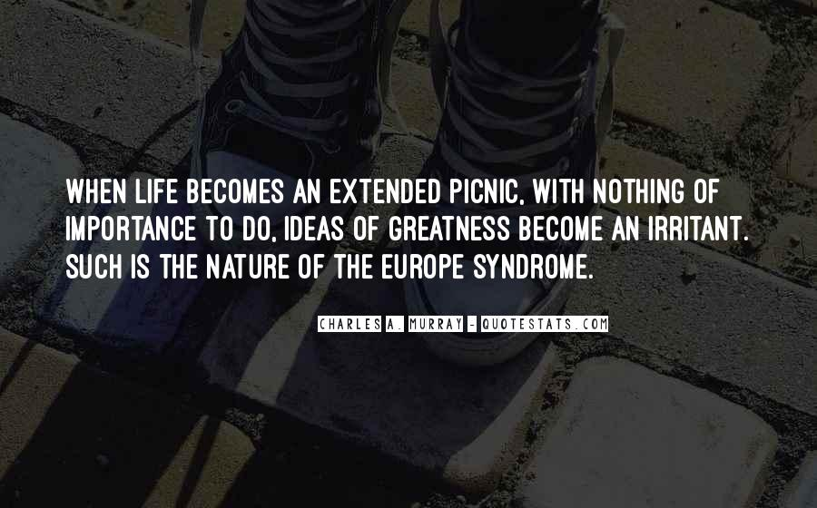 Quotes About The Greatness Of Nature #796154