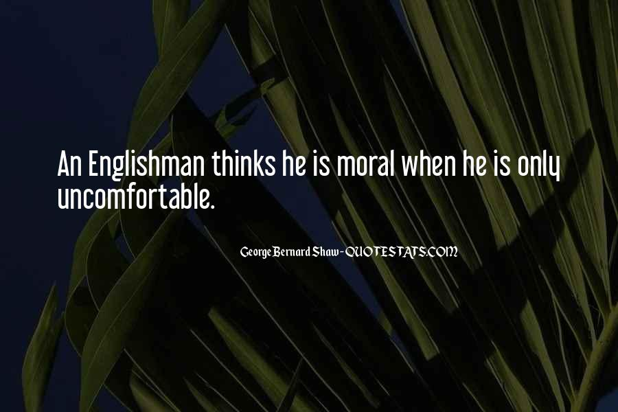 Quotes About Uncomfortable #120471