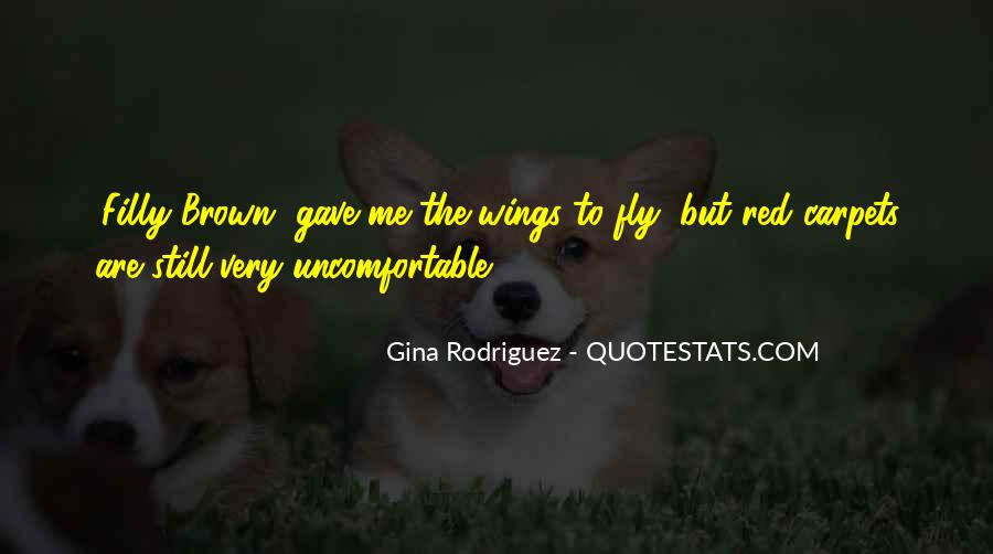 Quotes About Uncomfortable #65266