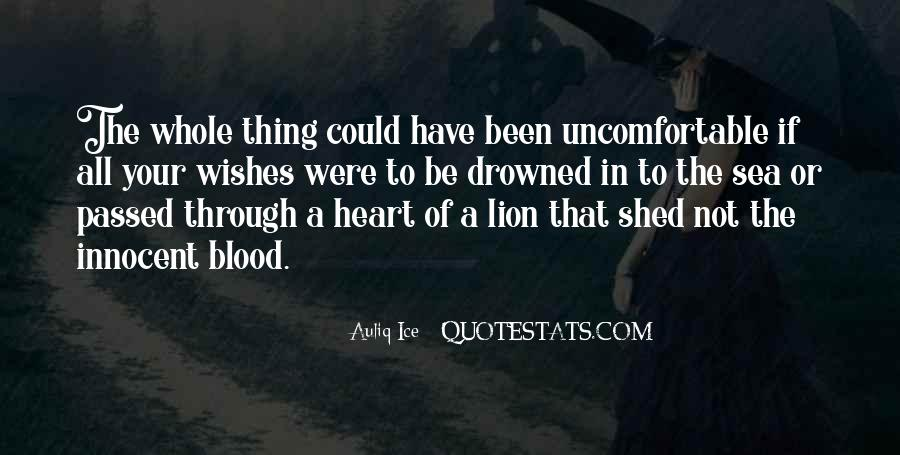 Quotes About Uncomfortable #86961
