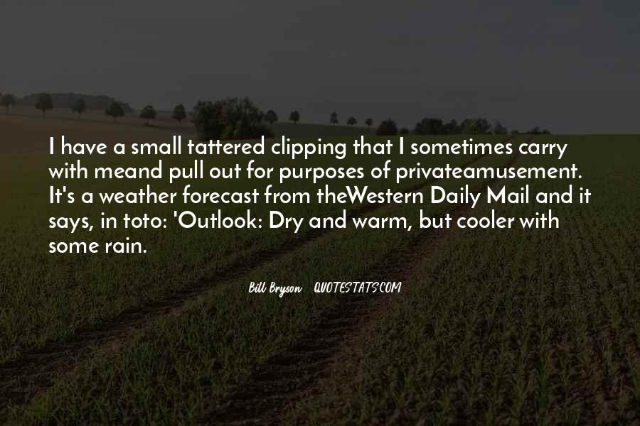 Quotes About The Daily Mail #177701