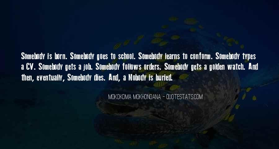 Quotes About Independent Life #176385