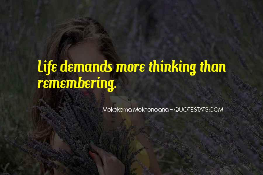 Quotes About Independent Life #323324