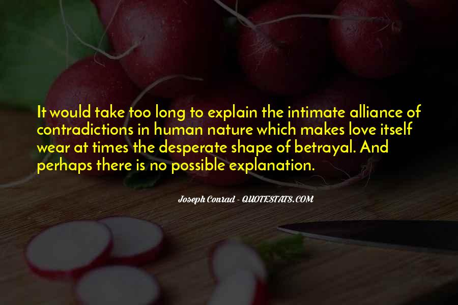 Quotes About Nature With Explanation #1621240