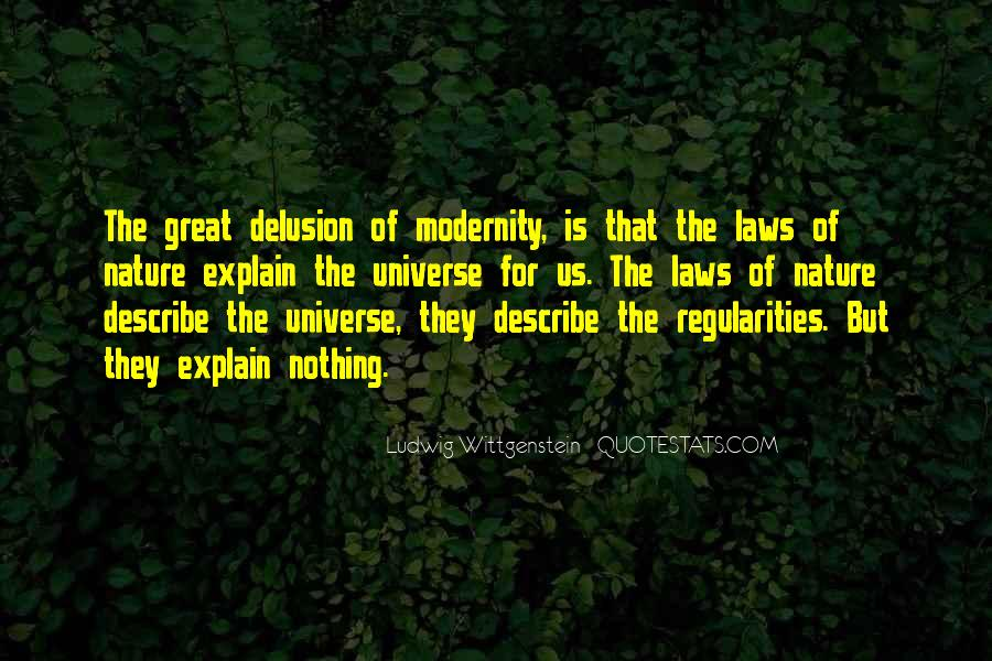 Quotes About Nature With Explanation #689916