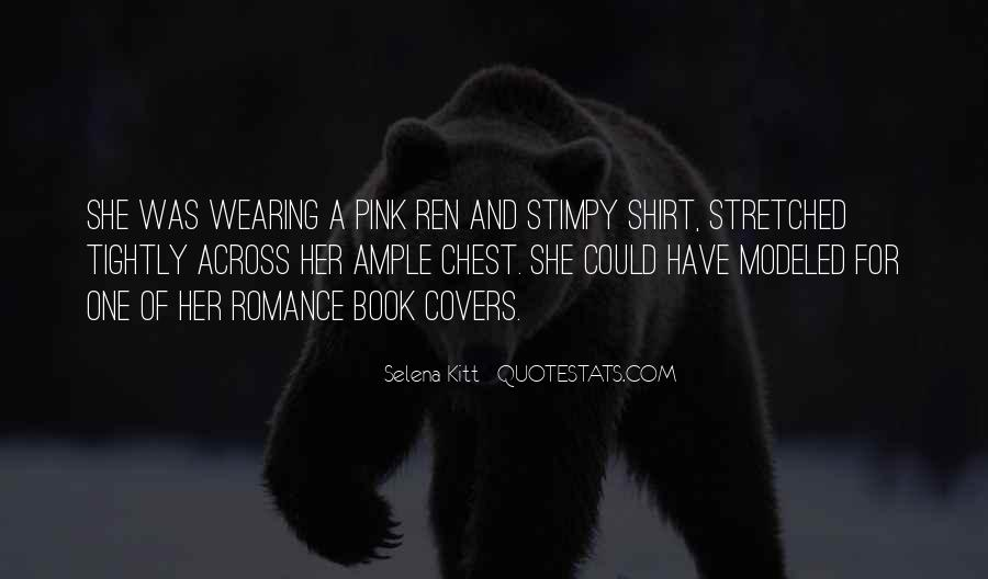 Quotes About Wearing Pink #1370741