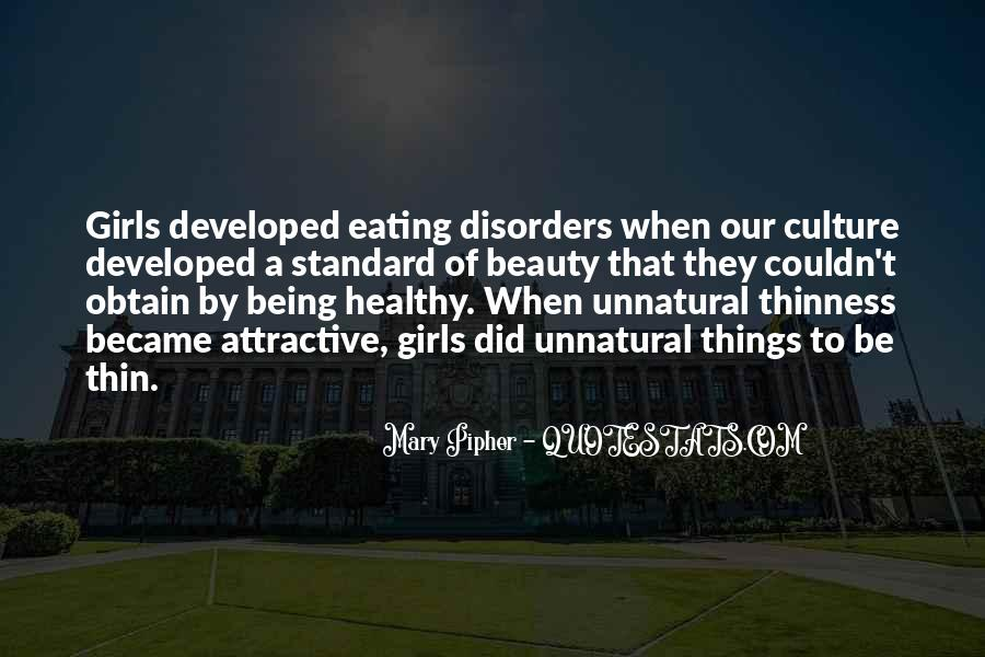 Quotes About Being Healthy #17482