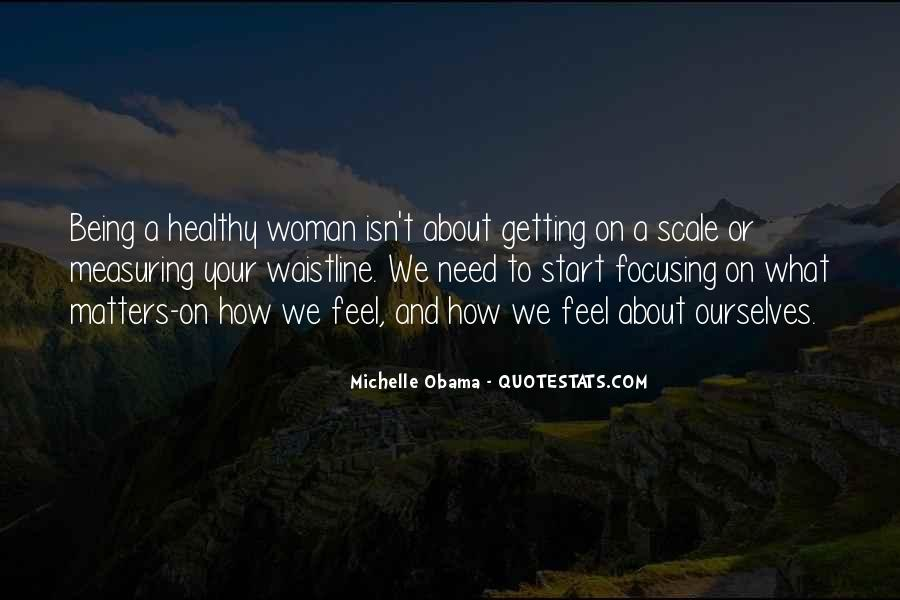 Quotes About Being Healthy #191404
