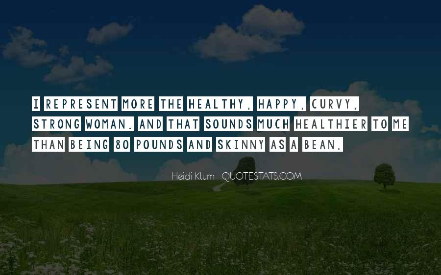 Quotes About Being Healthy #25132