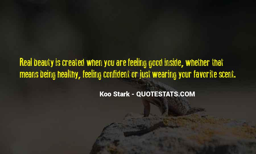 Quotes About Being Healthy #422211