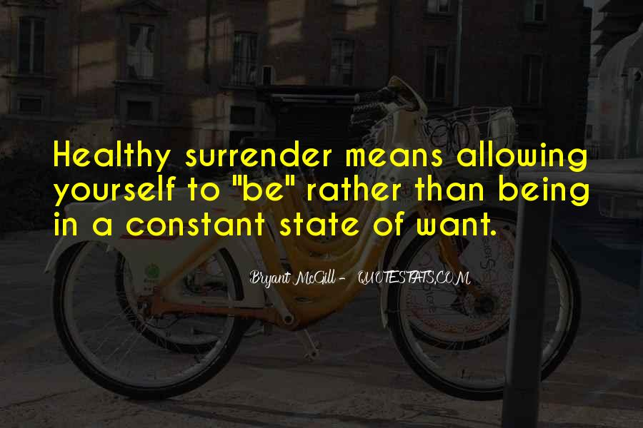 Quotes About Being Healthy #46881