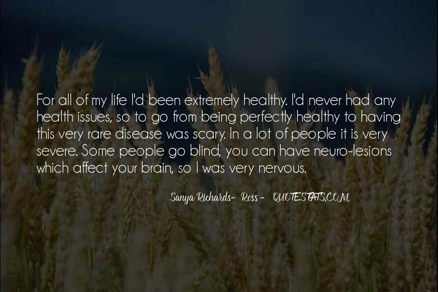 Quotes About Being Healthy #520108